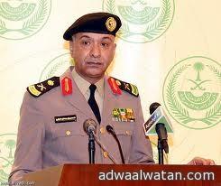 المتحدث الأمني لوزارة الداخلية : مقتل السجين المطلوب للجهات الأمنية عبدالله السهلي وإصابة أحد مرافقيه
