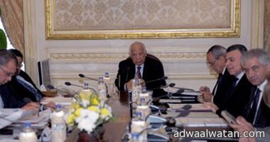 رسميا. حكومة الببلاوى تتقدم باستقالتها لرئيس الجمهورية المصرية