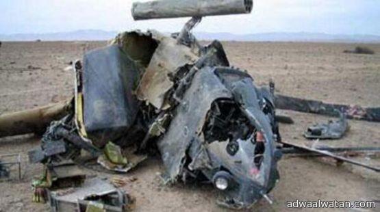 سقوط طائرة تدريب عسكرية تابعة الدفاع الجوي الإماراتي ومصرع قائدها ومساعده