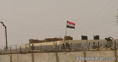 فلسطينيون يتظاهرون على حدود قطاع غزة مع مصر للمطالبة بفتح معبر رفح