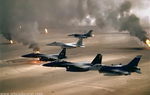 1423502948large-قصف-لطيران-التحالف-الدولي-بالعراق-أرشيفية