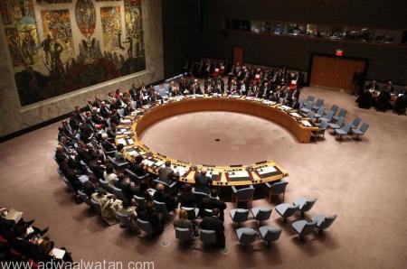 صورة ارشيفية لأحد اجتماعات مجلس الأمن الدولي في نيويورك. تصوير: كفين لامارك - رويترز
