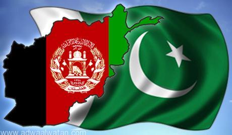 باكستان-وأفغانستان