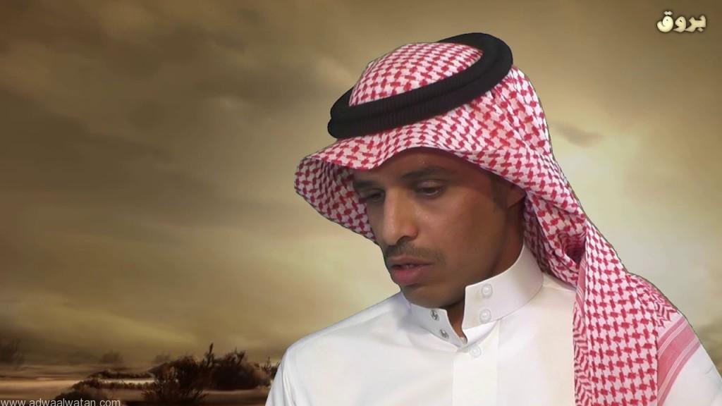 أضواء الوطن تلتقي شاعر صخرة عنترة عبد الله بن عوجان