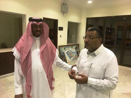 """الدكتور""""علي مرزوق"""" مشرفاً على انشاء متحف نادي ضمك"""
