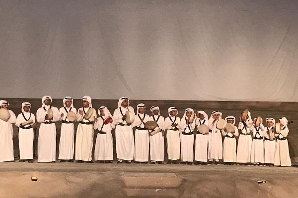 """""""أشبال الموروث"""" يشاركون في مسابقة سوق عكاظ للفنون الشعبية للصغار"""