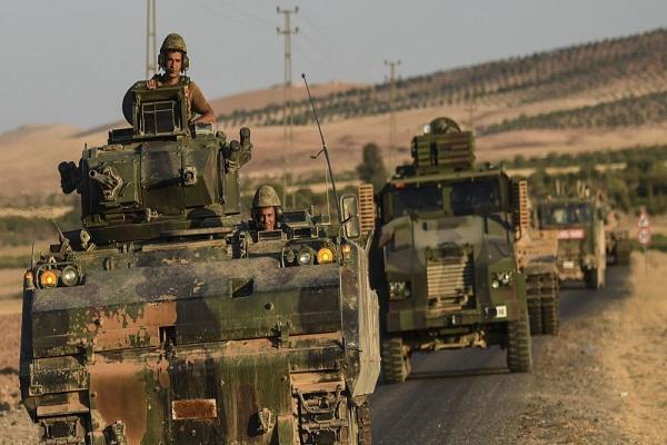 """""""وزير خارجية ألمانيا"""" : تعليق كل صادرات السلاح الرئيسية إلى تركيا"""