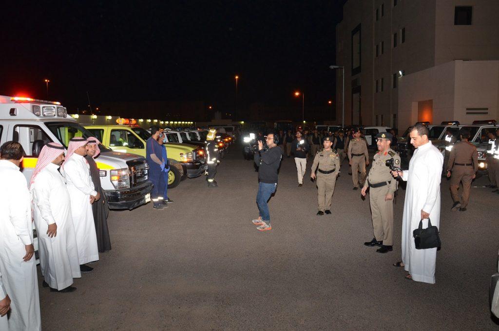 """شرطة منطقة المدينة المنورة تواصل حملات """"وطن بلا مخالف"""""""