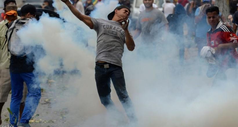 عشرات الإصابات في مواجهات غضب تعم الأراضي الفلسطينية