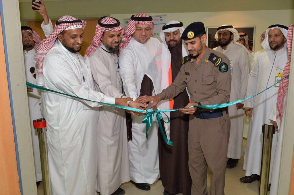 مدينة الملك عبد الله الطبية تحقق 2000 ساعة تطوع بـ 80 مبادرة في يوم التطوع العالمي