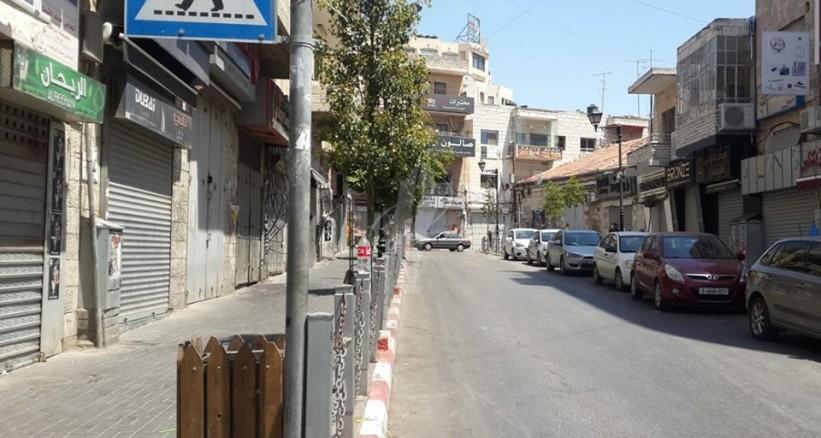 القوى الوطنية والإسلامية تعلن الإضراب العام في القدس