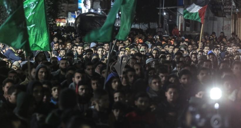 حماس : قرار ترامب سيفتح أبواب جهنم على المصالح الأمريكية