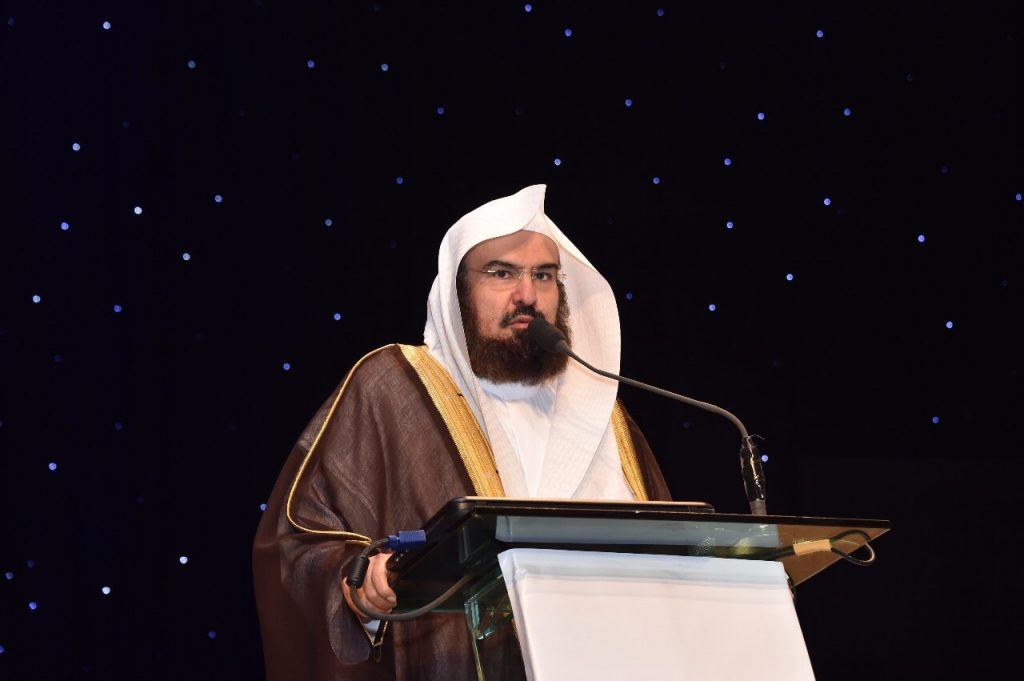مدير جامعة أم القرى يفتتح ندوة العمل في المسجد الحرام
