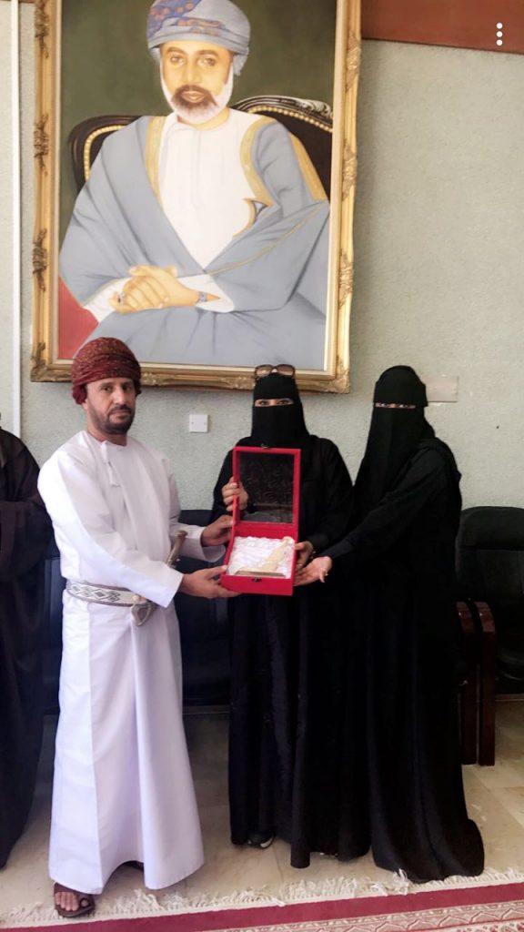 """إنطلاق فعاليات برنامج ملتقي الفريق التطوعي لدول مجلس التعاون الخليجي في """"سلطنة عمان"""""""
