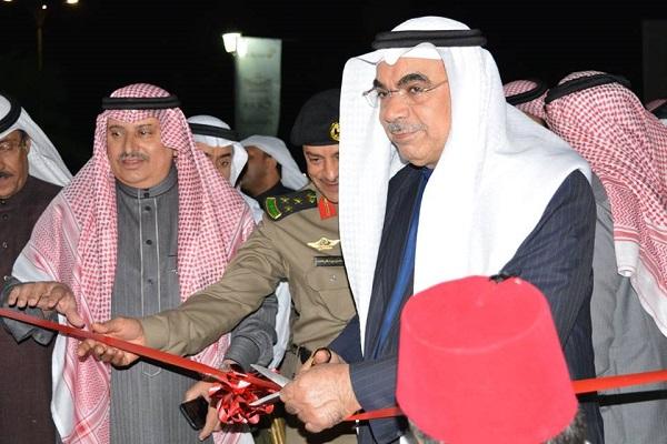 """""""أمين الشرقية"""" يفتتح أول مهرجان عربي ثقافي في الشرقية """"ليالي شرقية"""""""