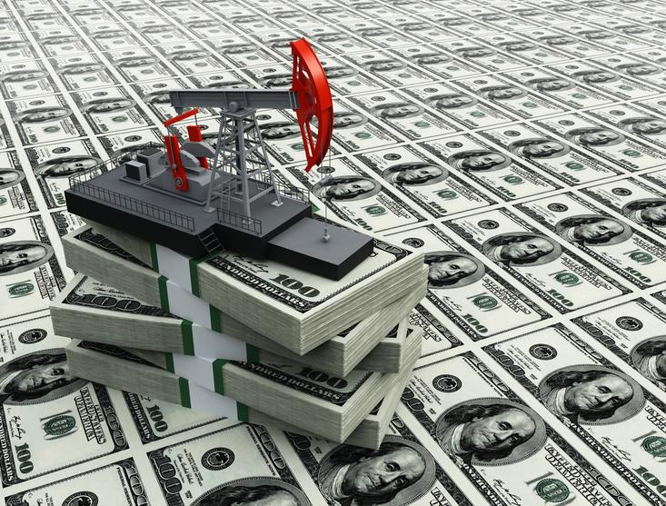 """""""برنت"""" يتجاوز مستويات الـ """"70 """"دولار للبرميل محققاً أعلى مستوى منذ ديسمبر 2014"""
