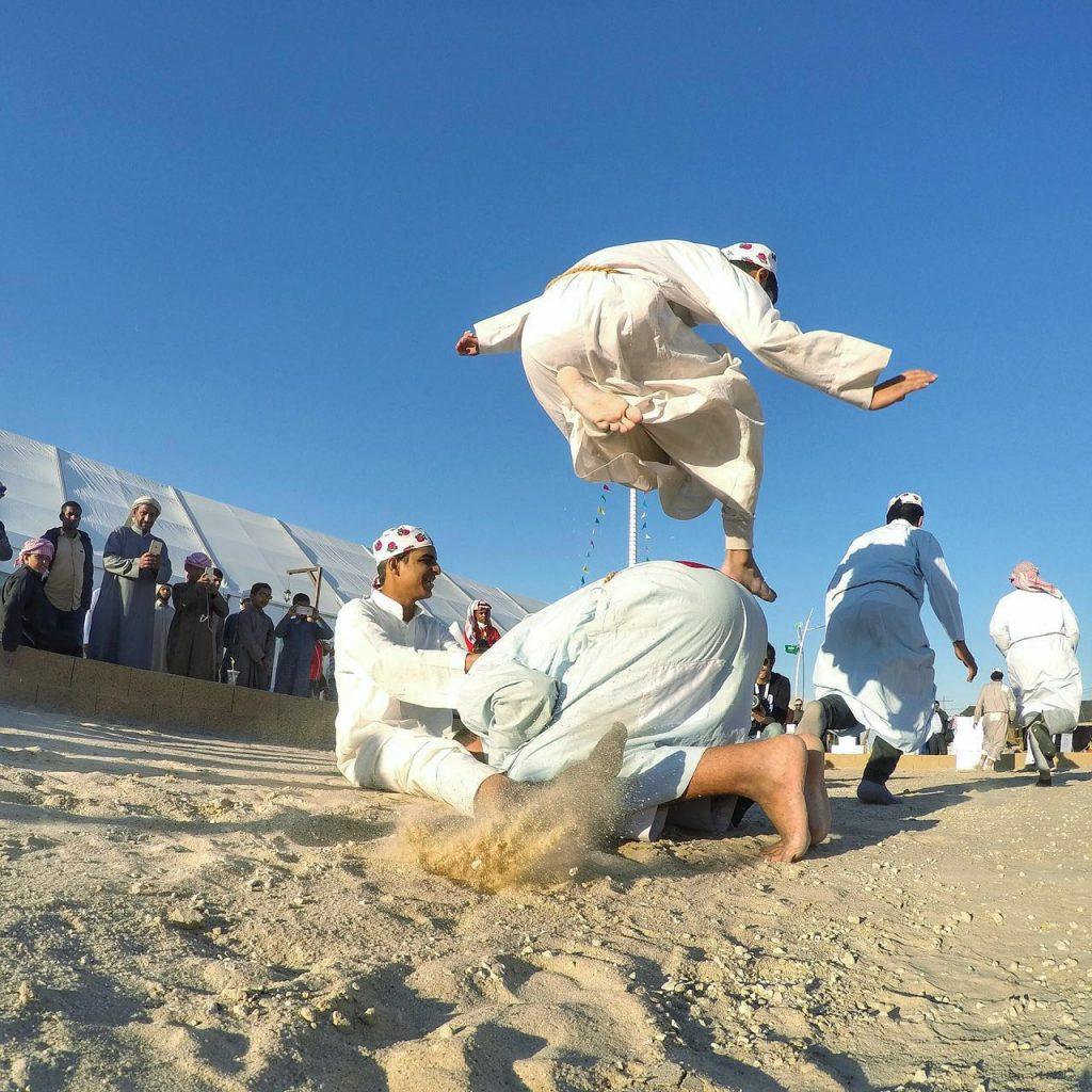 400 صقر تتنافس على جوائز ربيع النعيرية