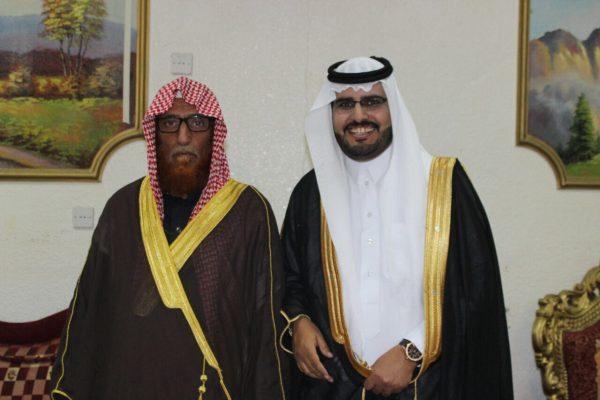 """المضيبري يحتفل بزواج ابنه المهندس """"أحمد"""""""