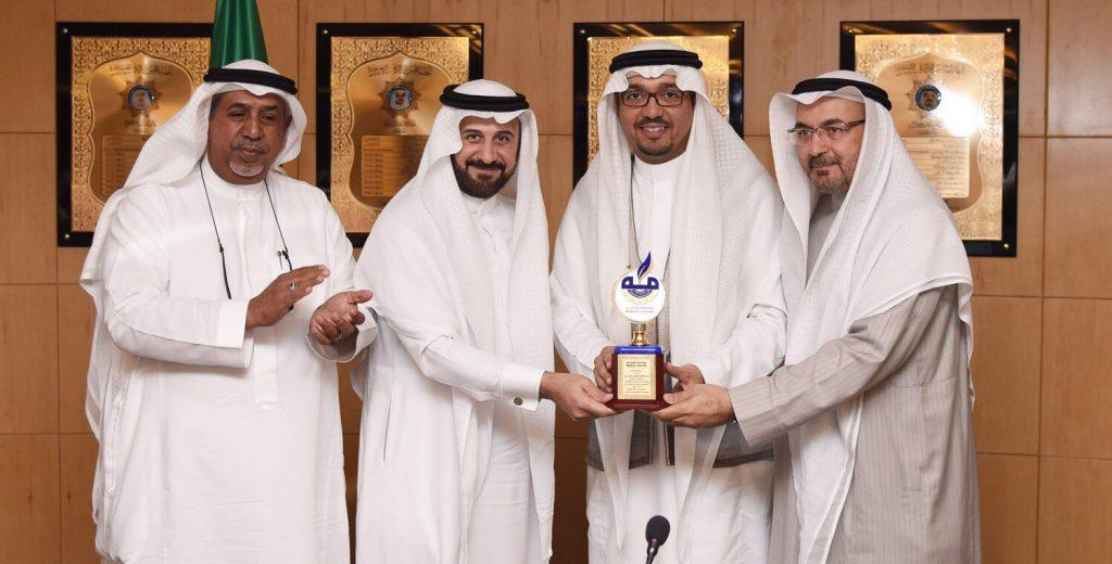 """""""غرفة مكة"""" تكرم مجلسها السابق وتؤكد على استمرار النجاح بالكفاءات الشابة"""