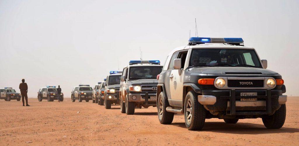 """"""" شرطة منطقة الرياض"""" تكثف جهودها لحفظ الأمن في مهرجان الملك عبدالعزيز للإبل"""