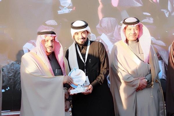"""""""أمير الرياض"""" يكرم مدينة الملك سعود الطبية"""