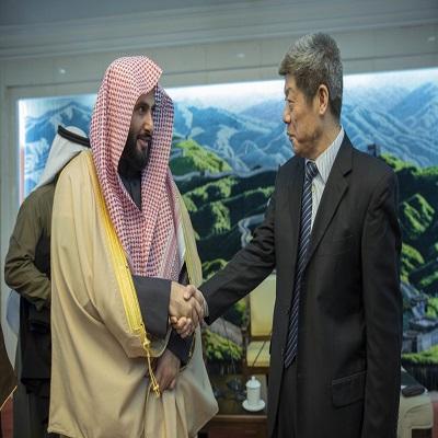 """""""وزير العدل"""" يختتم زيارته إلى الصين"""