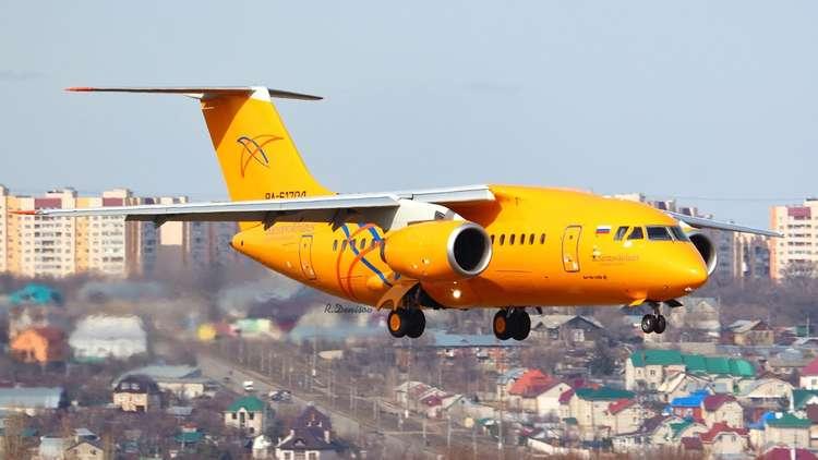 تحطم طائرة ركاب روسية قرب موسكو.. ومقتل 71