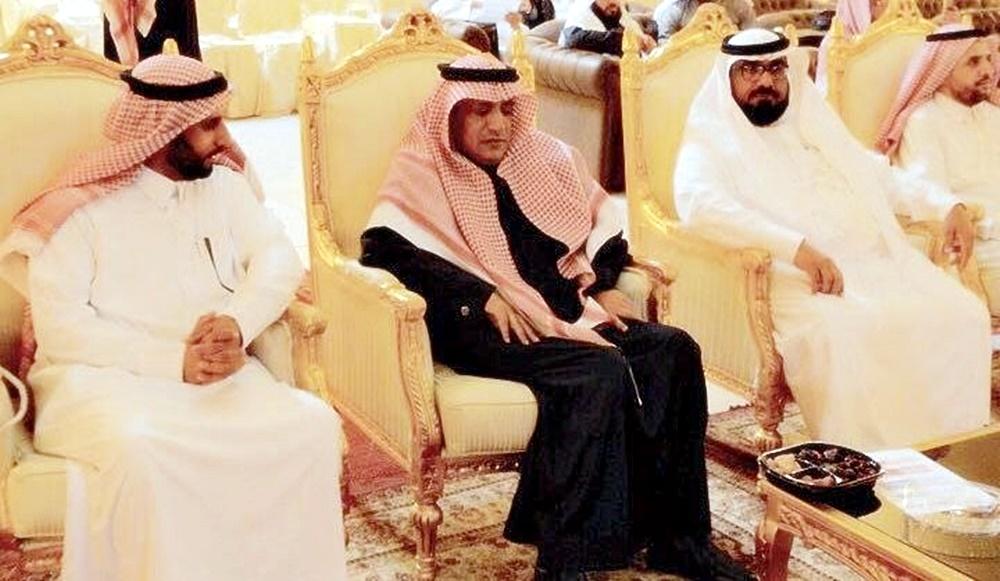 أمين منطقة حائل يفتتح اللقاء السنوي الثاني عشر لمديري إدارات المساحة في أمانات وبلديات المملكة