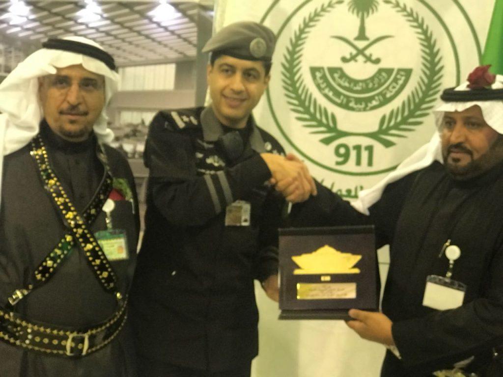 """جناح مكة ينظم زيارة لمركز العمليات الموحدة""""911″بوزارة الداخلية"""