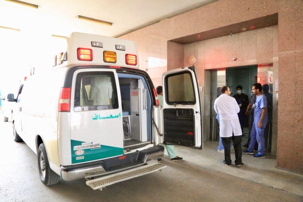 """طوارئ """"سعود الطبية"""" تستقبل 289  طفلاً بسبب الغبار"""