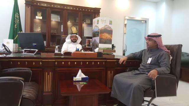 البريد والسياحة يعملان في إطار موحد لتحقيق الجودة السياحية في الباحة