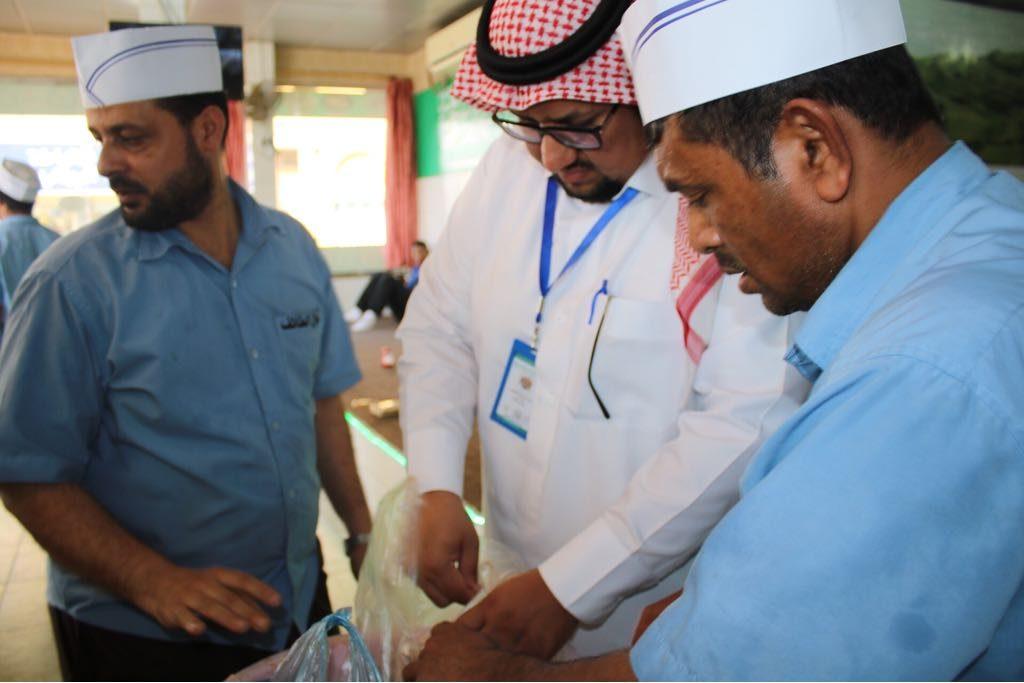 بلدية وسط الدمام تزور 463 منشأة صحية خلال الشهر الماضي