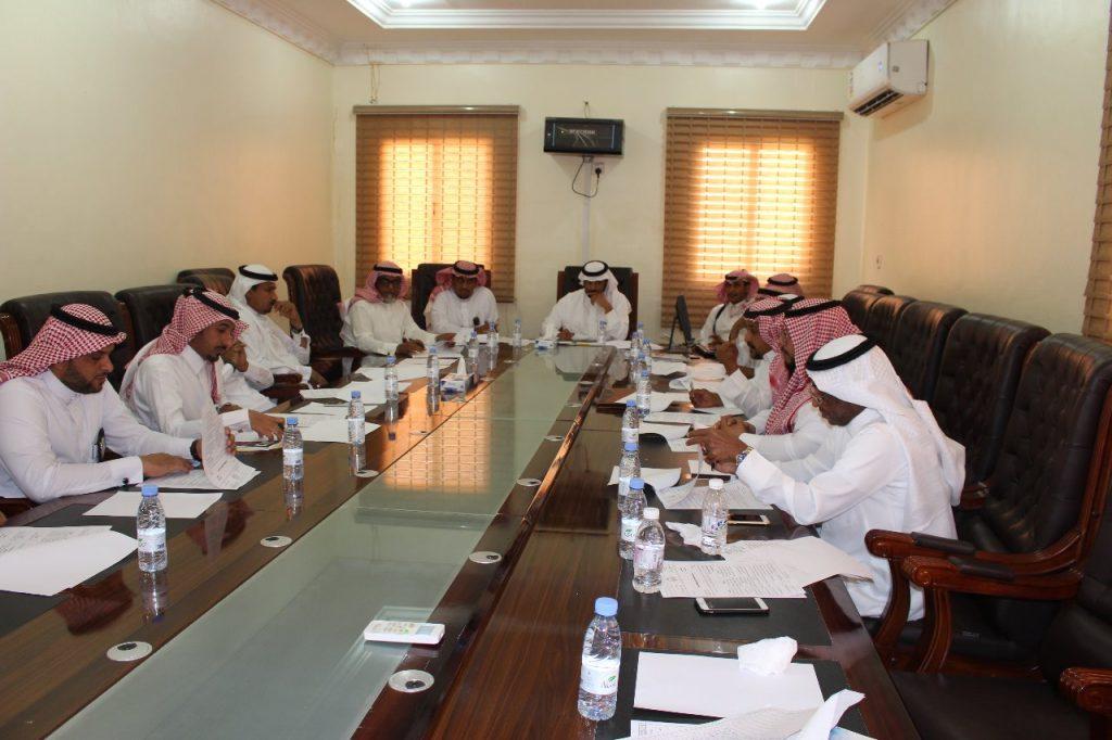 محافظ الحُرث يرأس إجتماع المجلس المحلي لتنمية وتطوير المحافظة