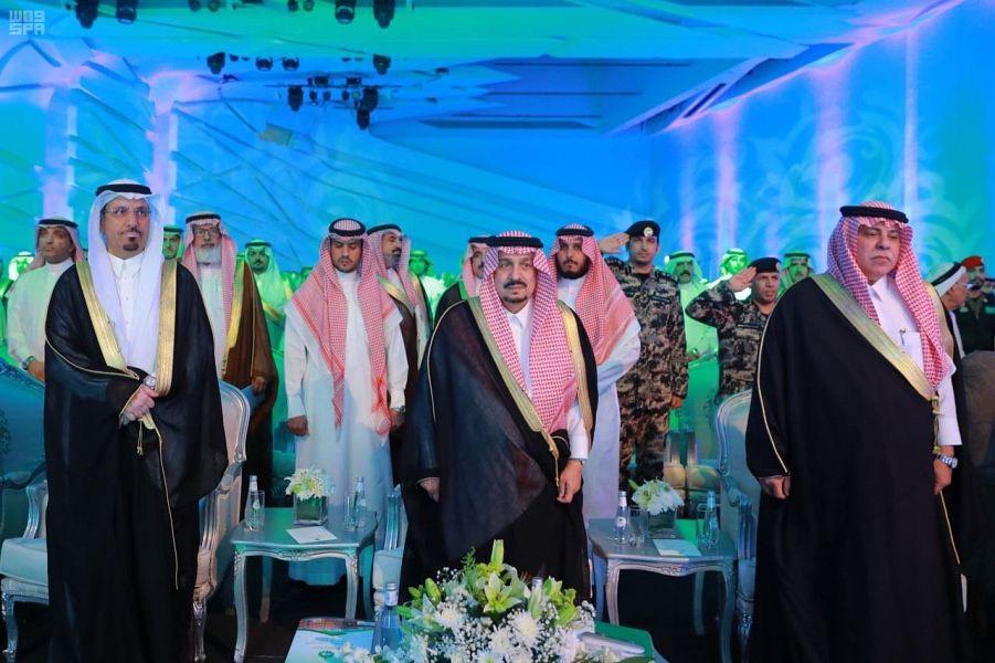 """""""أمير الرياض"""" يرعى احتفال شركة الغاز والتصنيع الأهلية """"غازكو"""" بمرور"""" 55 """"عاماً على تأسيسها"""
