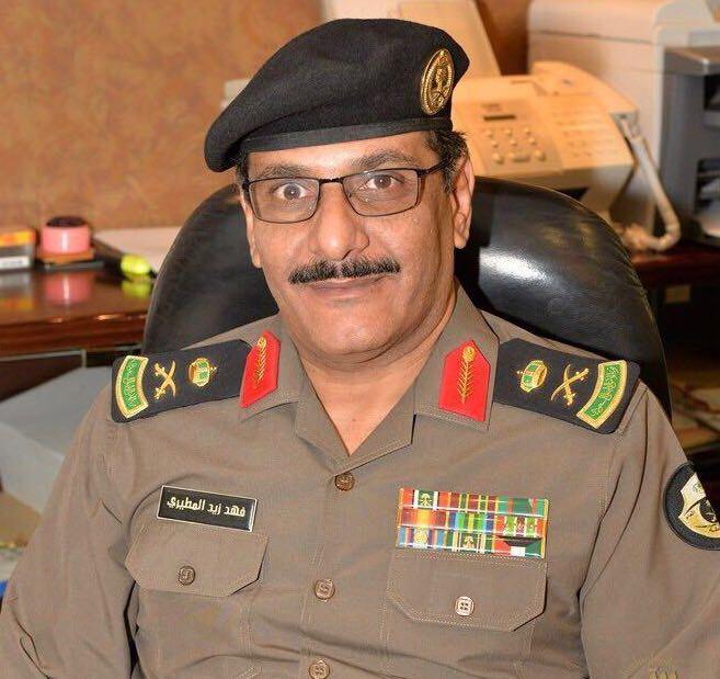 مدير شرطة الرياض يشدد على مدراء المراكز بإعتماد سياسة الباب المفتوح للجميع