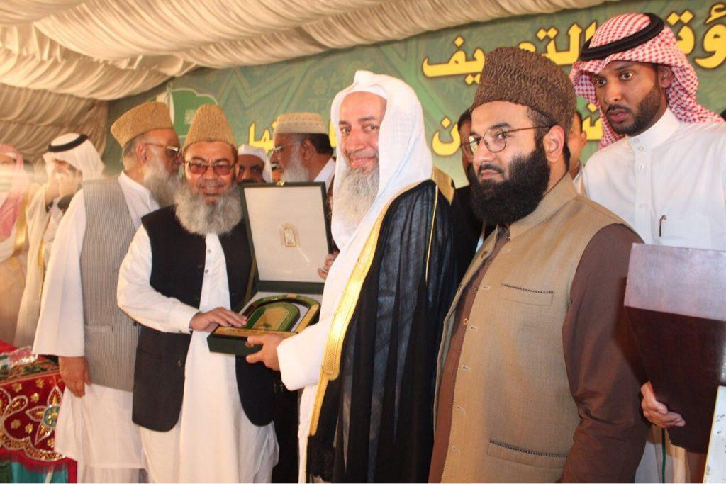 المؤتمر الدولي لجمعية أهل الحديث في باكستان يثمن جهود المملكة في العناية بالحرمين والمشاعر المقدمة وخدمة الإسلام والمسلمين