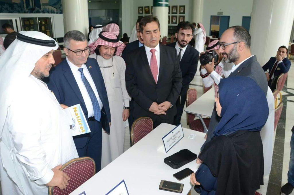 """""""القنصل التركي"""" يصف السوق التجاري السعودي بالقوة والتميز والتفرد"""