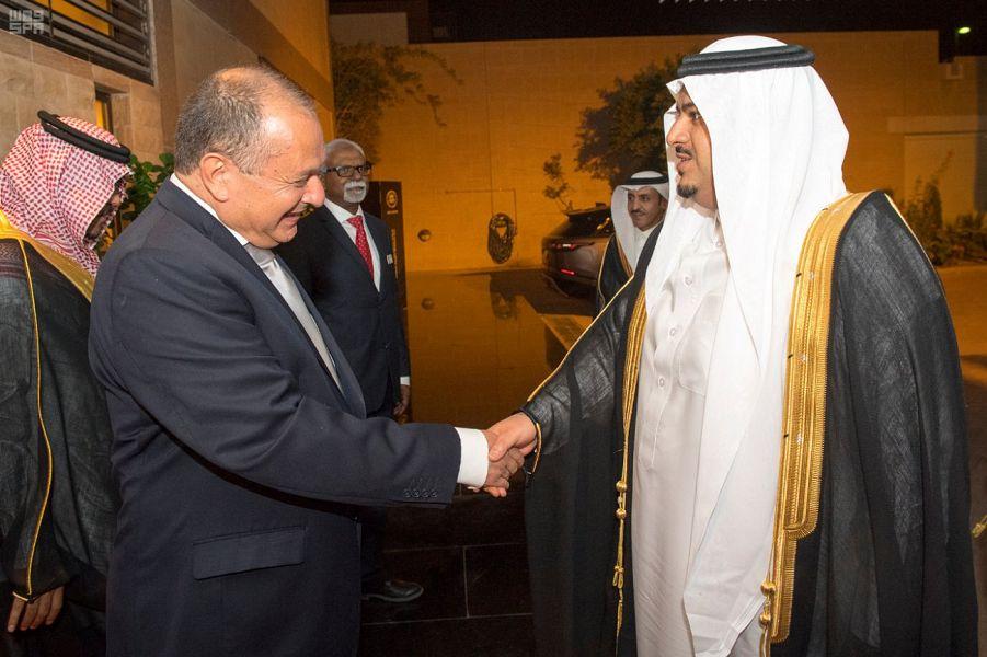 نائب أمير منطقة الرياض يحضر حفل سفارة مملكة بريطانيا