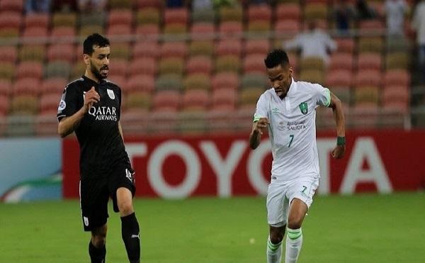 الأهلي يتعادل مع السد القطري ويخرج من دوري أبطال آسيا