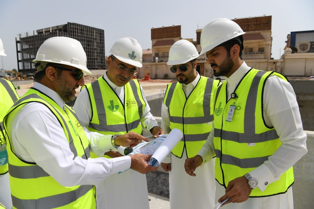 أمين الشرقية : الإنتهاء من المرحلة الأولى لطرق الخدمة لنفق الأمير محمد بن فهد في منتصف رمضان