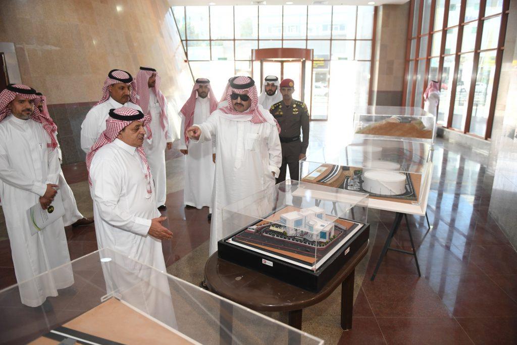 الأمير تركي بن طلال يطلع على الصيانة الوقائية لمحطات المياه بمنطقة عسير