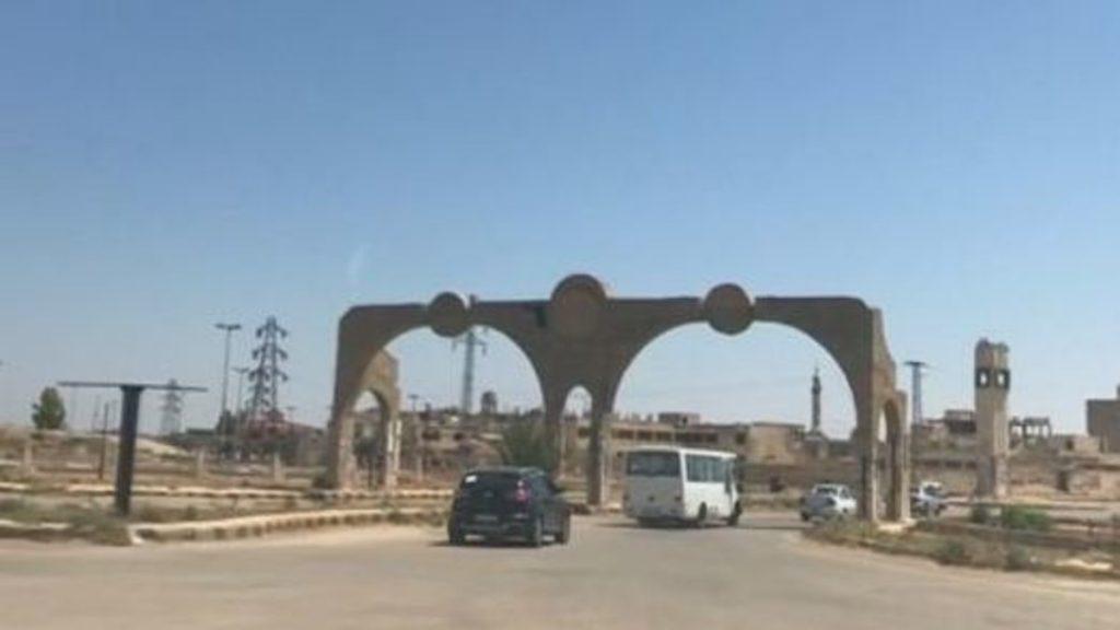 مخالفة الاتفاق.. الشرطة الروسية تنسحب من ريف حمص وحماة