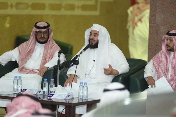 """الشيخ التويجري : تم تجهيز """"530"""" مصلى وجامع داخل المدينة المنورة وخارجها"""