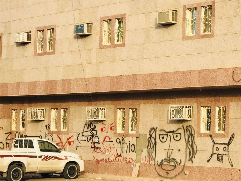 بعد قانون التحرش وإزالة التلوث البصري .. قانون تشوية الأسوار العامة مطلب