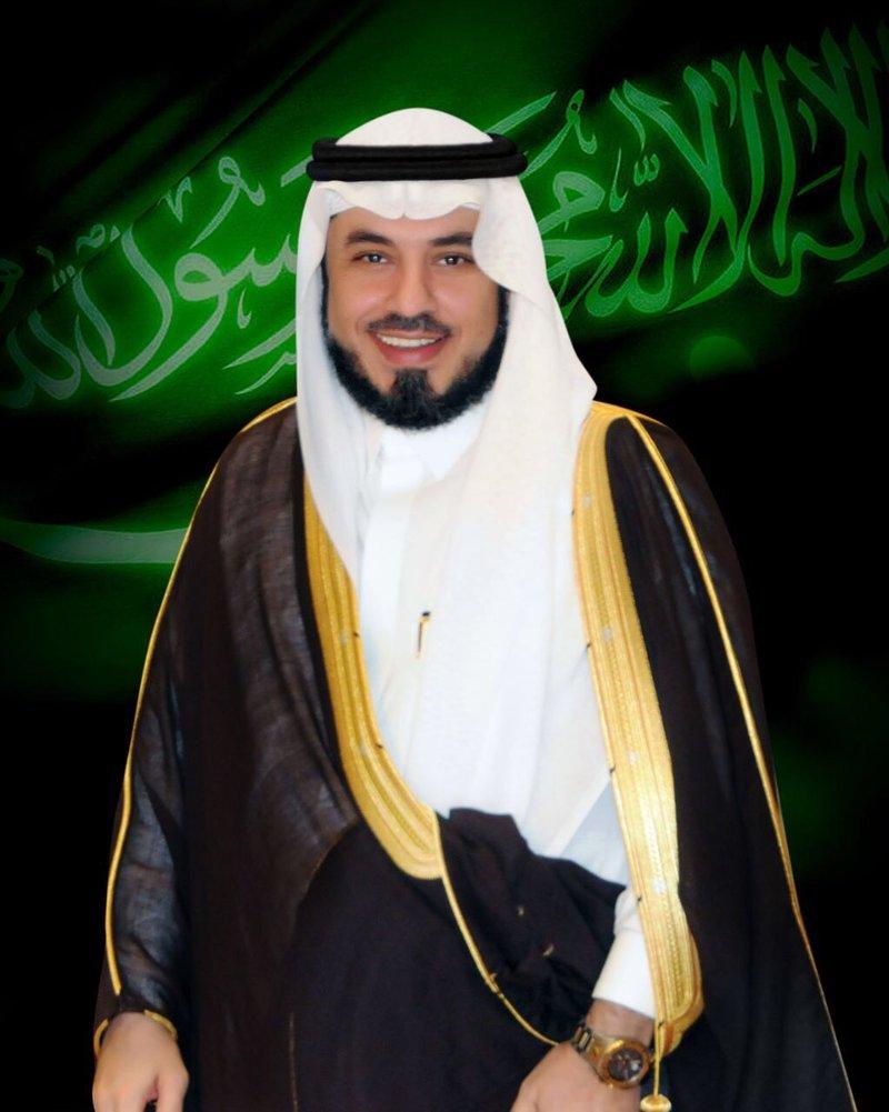 الشريف محمد الراجحي يهنىء القيادة بمناسبة حلول عيد الفطر المبارك