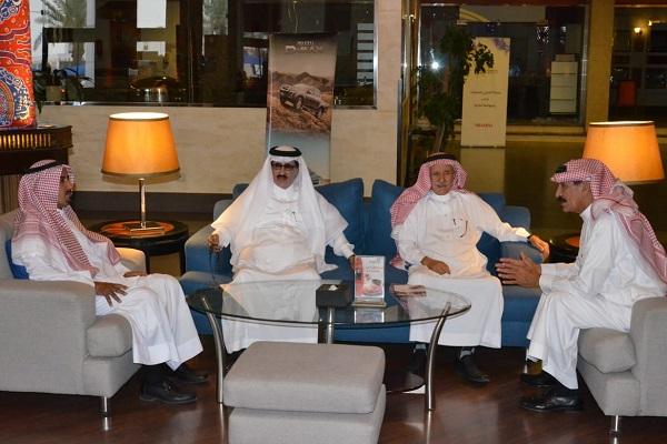 الجمعية الوطنية للمتقاعدين بحائل تقيم إفطار رمضاني لأعضائها