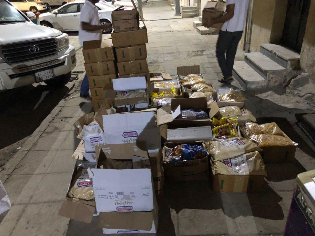بلدية الخبر تضبط شقة لتجهيز وتخزين المواد الغذائية وتصادر 580 كجم من اللحوم