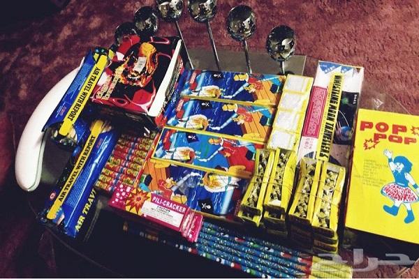 الدفاع المدني بجازان يحذر من مخاطر الألعاب النارية