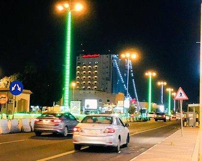 بلدية رنية تكمل استعدادها لعيد الفطرالمبارك