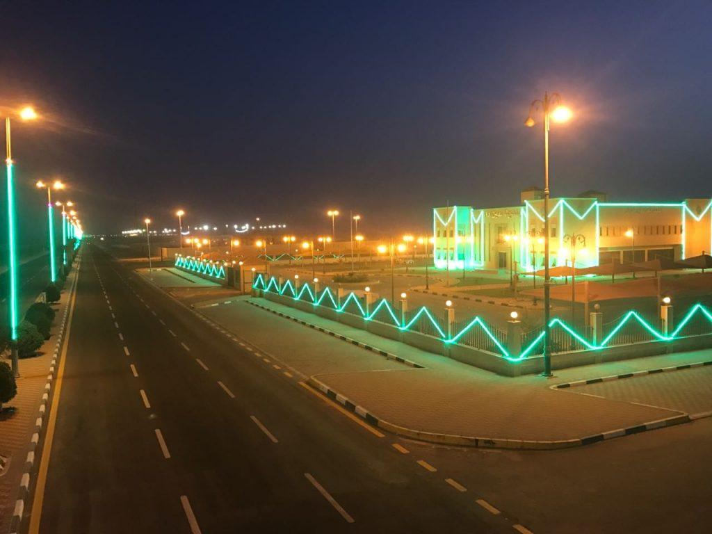 بلدية عين دار تنهي إستعداداتها لإستقبال عيد الفطر